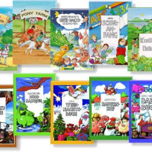 personalisierte (Kinder)bücher