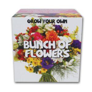 Grow your own Blumenstrauß
