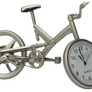 Tischuhr Mountainbike