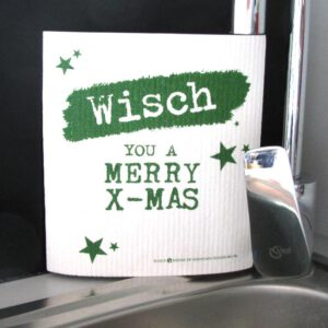 Wisch you a merry X-Mas