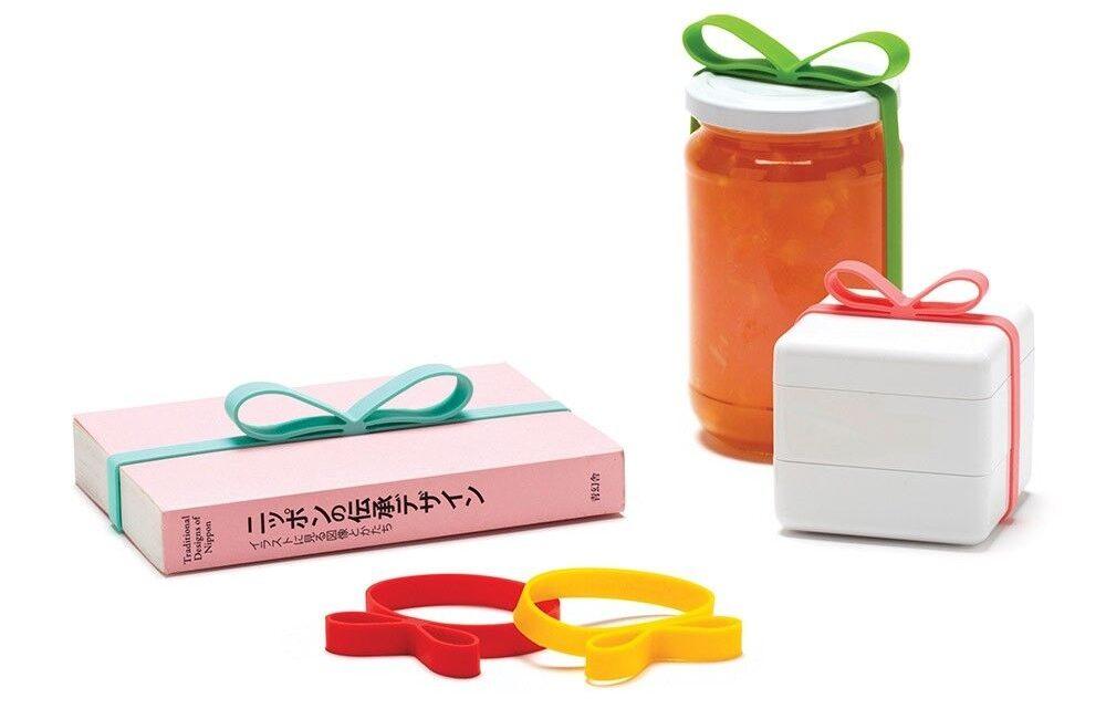 Wiederverwendbare Geschenkbänder