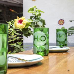 H2O Gläserset von Iwas