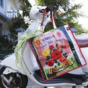 Recycling-Einkaufstasche