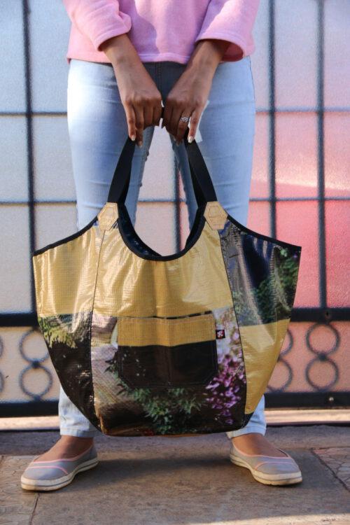 Upcyling-Taschen