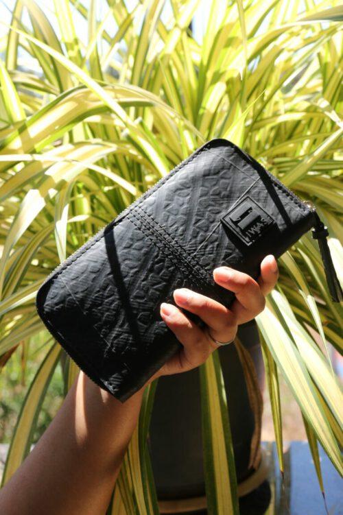 Brieftasche aus Altreifen