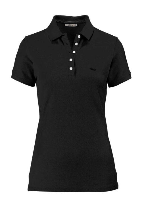 LTB Poloshirt schwarz