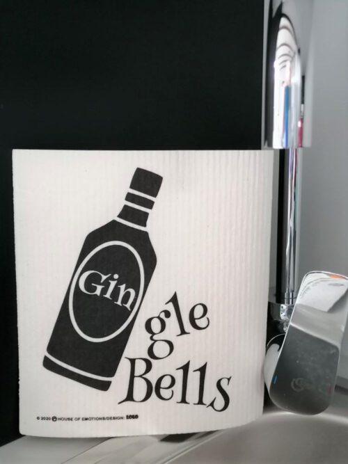 Spüllappen Gingle Bells