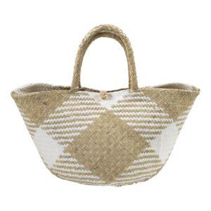 Seegras-Handtasche