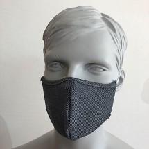 Befeni-Kindermaske anthrazitmeliert