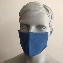 Befeni-Kindergesichtsmaske mittelblau
