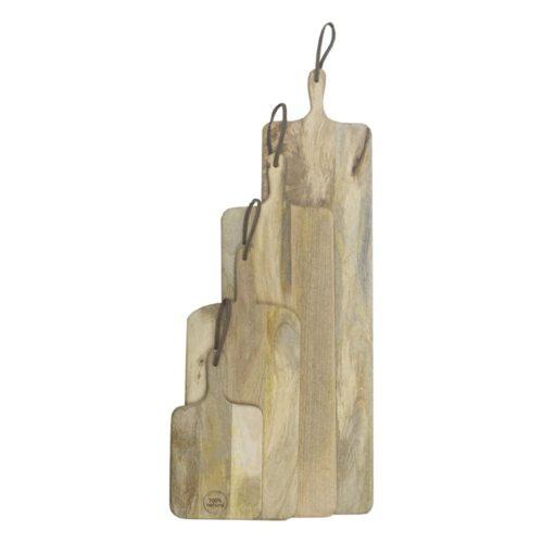 Holz-Schneidebretter