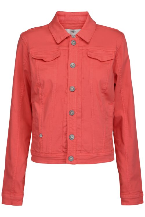Alicia Jacket sorbet rose