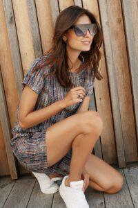 Erna Blouse & Laki Shorts