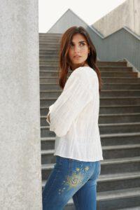 Lailey Blouse & Stella Jeans