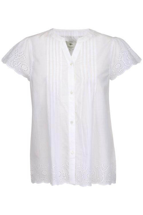Rasmine Shirt weiß