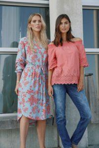 Rikka Blouse & Karissa Dress