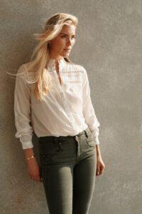 Selma Shirt & Mathilde Pants