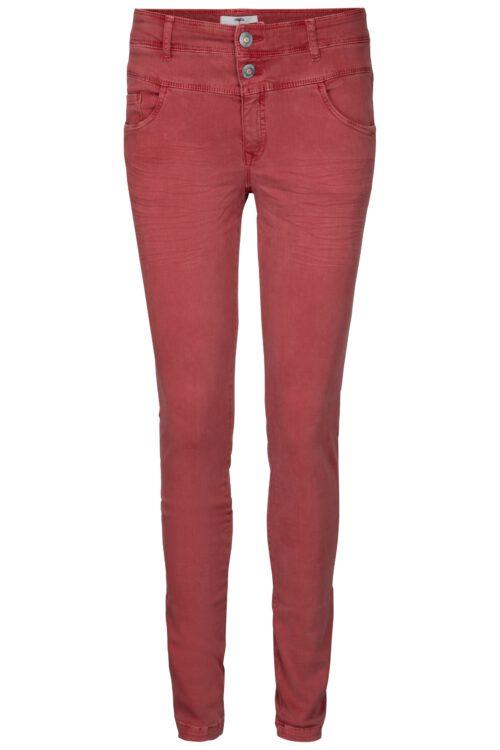 Kalin Pants red brown Friendtex