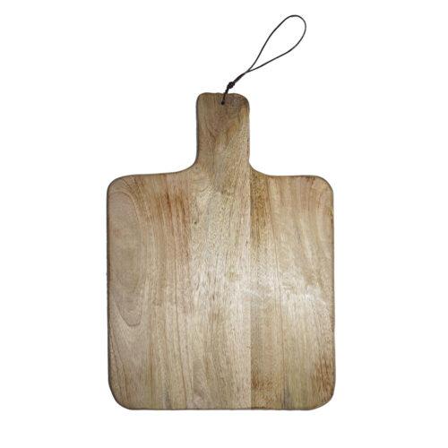 Mango-Holzbrett
